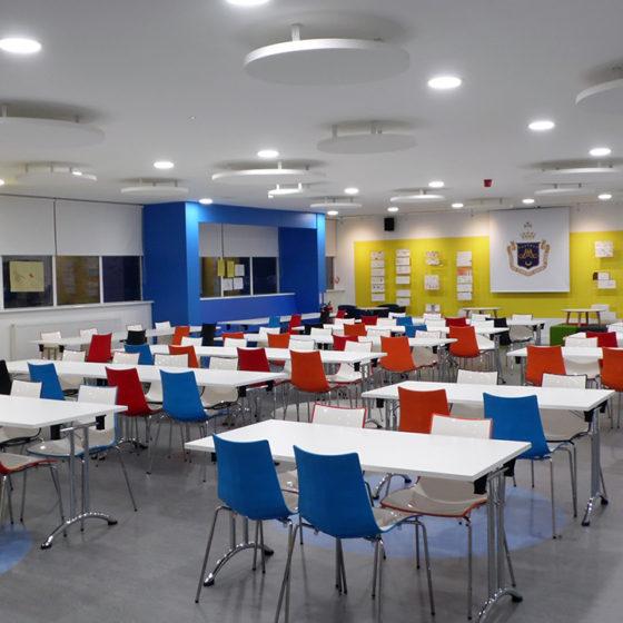 Stanhope St. – Secondary School